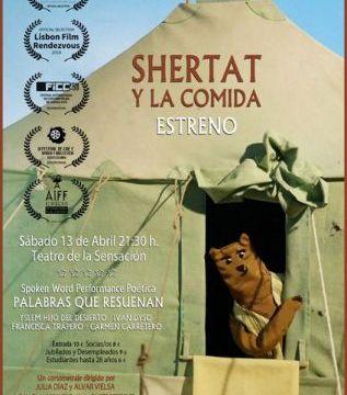 Julia Díaz y Alvar Vielsa estrenan la animación 'Shertat y la comida' en La Sensación de Ciudad Real – Diario La Comarca de Puertollano