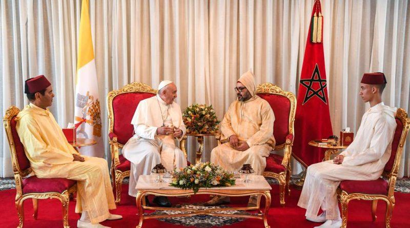 La falta de respeto del papa Bergoglio, a los Saharaui – Diario el Minuto