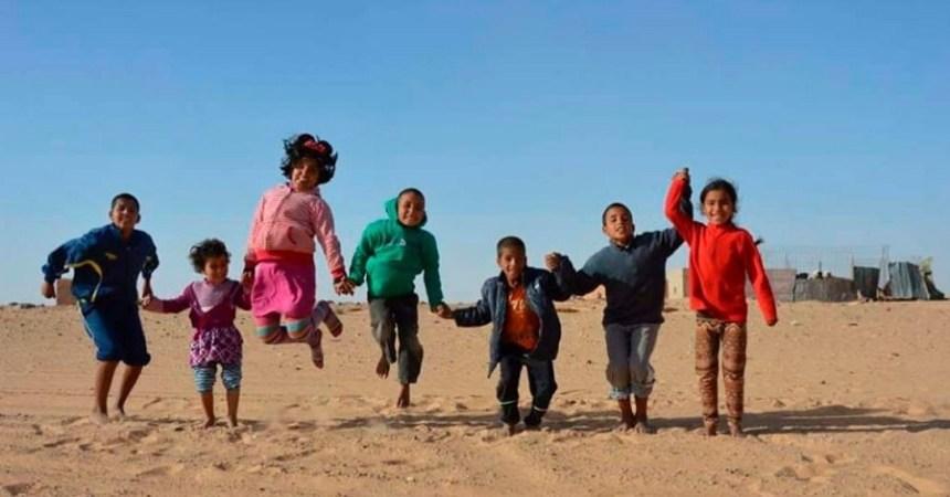 Albacete: Se buscan familias para mejorar la salud de niños saharauis – Diario Sanitario