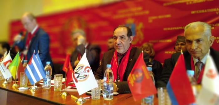 POLISARIO Front representative takes part in 149th Vladimir Lenin birth anniversary