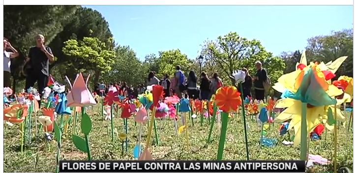 Sahara Sevilla Aapss:  STOP MINAS