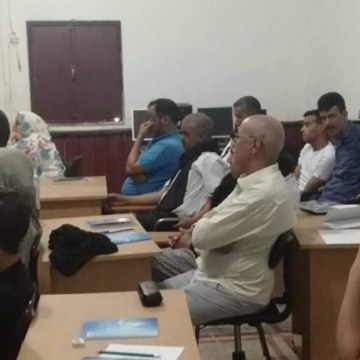 Journalists from occupied territories participate in training course on media of resistance | Sahara Press Service