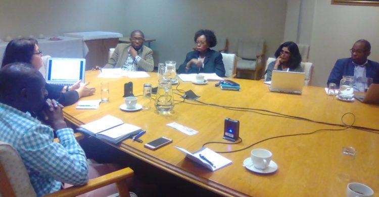 «Africa Solidarity for Saharaui» se reúne con la Comisión de Derechos Humanos de Sudáfrica   POR UN SAHARA LIBRE .org
