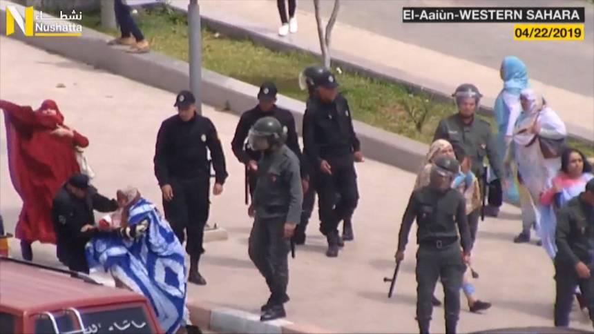 Autoridades marroquíes atacan a activistas del Sahara Occidental antes del voto de la ONU | Democracy Now!