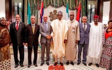 El Movimiento nigeriano (NMLWS) en su conferencia en Abudja Nigeria reafirma su solidaridad con el pueblo saharaui — Poemario por un Sahara Libre