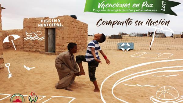 Castilla-La Mancha recibirá 350 niños saharauis este verano