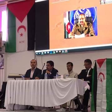 Une belle fête sahraouie à Epône — Association des Amis de la R.A.S.D.