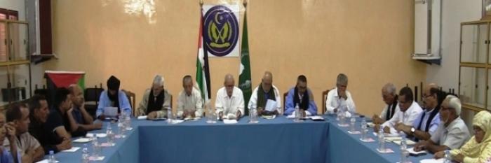 Reunión del Buró permanente del Secretariado Nacional del Frente Polisario | Sahara Press Service