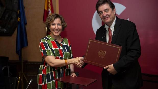 🇪🇸 Firma del Protocolo General de Actuación entre AECID y el Instituto Cervantes para la formación conjunta de profesorado de español en África Subsahariana… ¿y campamentos saharauis o nó?