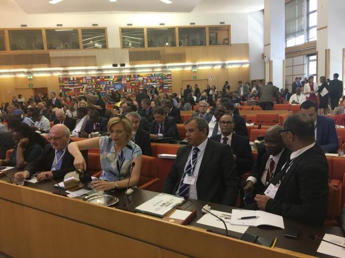 Participation de la RASD à la réunion des ministres de l'agriculture de l'UA et de l'UE en Italie | Sahara Press Service