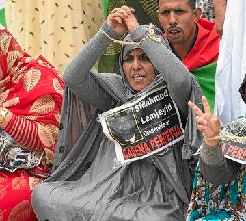 Saharauis exigen a Europa parar los pies al régimen marroquí | Mundua | GARA