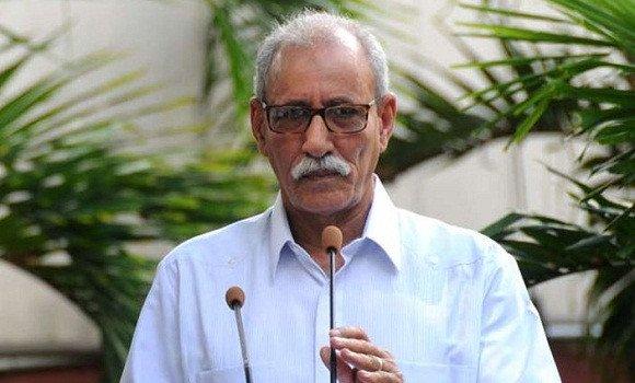 RASD : M.Ghali invité à la cérémonie d'investiture du nouveau président mauritanien