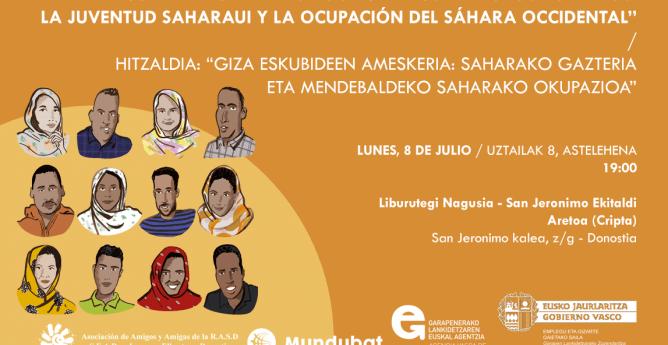 Más #ActualidadSaharaui HOY, 8 de julio de 2019🇪🇭
