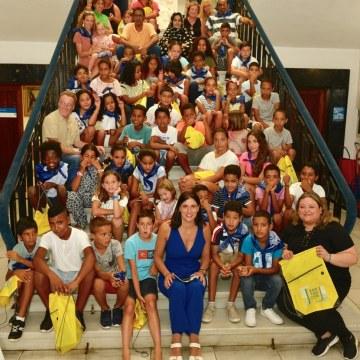 Vacaciones en Paz: Recepción en el Ayuntamiento de Santander. – CEAS-Sahara