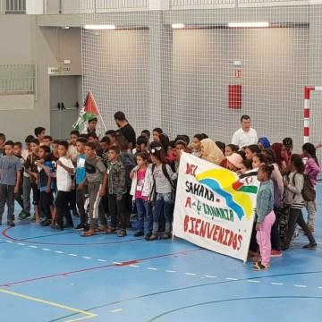 Telde agasaja a los niños saharauis de 'Vacaciones en paz' | Sociedad | TELDEACTUALIDAD