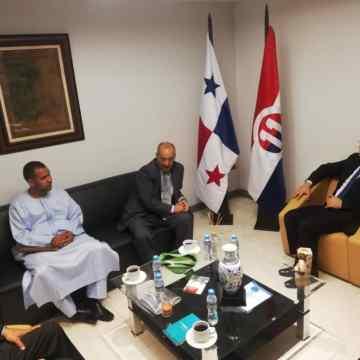 Panamá y la República Saharaui apuestan por un futuro de fuertes relaciones — Sahara Press Service
