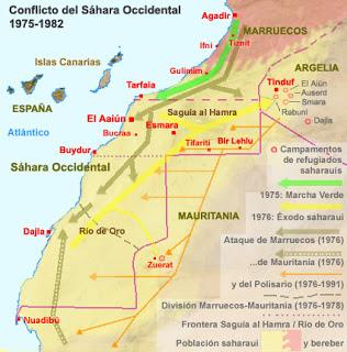 El derecho cultural y de identidad inculcado por Marruecos en el Sahara Occidental como CULTURICIDIO – Generación de la Amistad saharaui