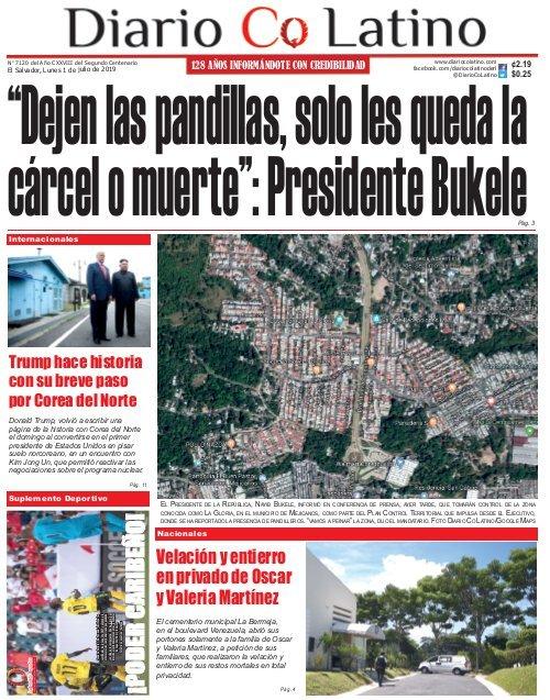 Diario Co Latino – Informándote con Credibilidad