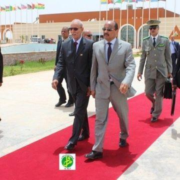 Brahim Gali recibe invitación de su homólogo mauritano para asistir a la toma de posesión del presidente electo Uld Ghazouani — ECSAHARAUI