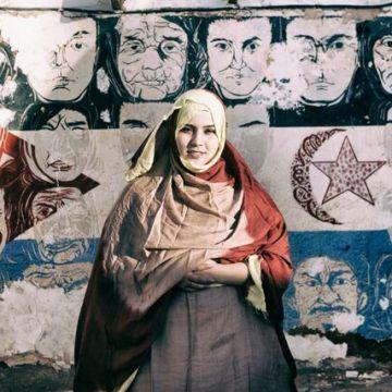 Sueños entre polvo y arena: la realidad de la juventud saharaui, en imágenes