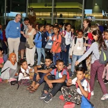 Reciben en Galicia al primer grupo de embajadores saharauis | Sahara Press Service