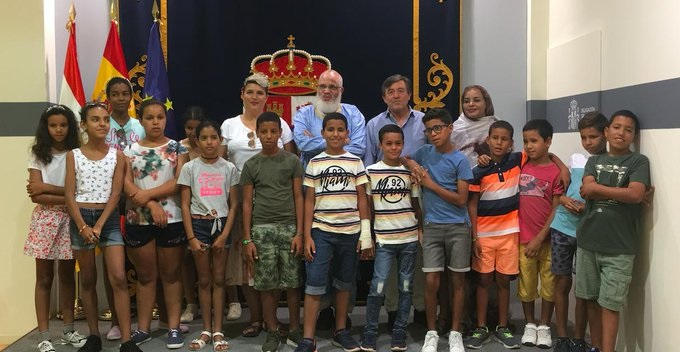 Delegado del Gobierno en La Rioja recibe a los embajadores de la paz | Sahara Press Service