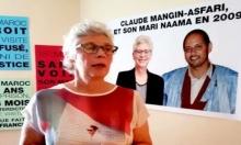 L'AARASD en France dénonce l'expulsion de la militante Claude Mangin Asfari du Maroc   Sahara Press Service