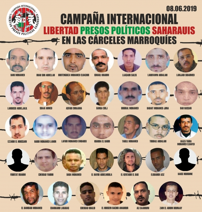 Des organisations britanniques lancent une campagne pour la libération des prisonniers politiques sahraouis   Sahara Press Service