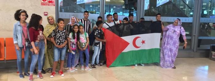 Arrancan los viajes de estudiantes y jóvenes saharauis residentes en Europa | Sahara Press Service