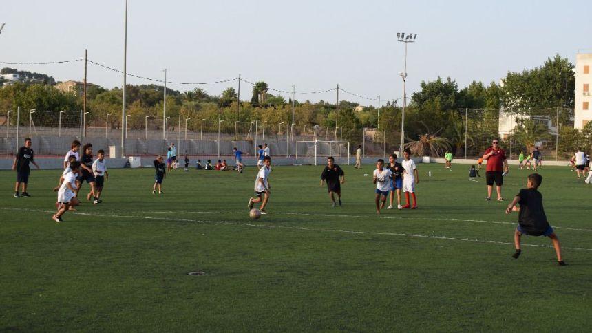 Inca acoge una jornada de fútbol con los niños del Pueblo Saharaui | mallorcadiario.com