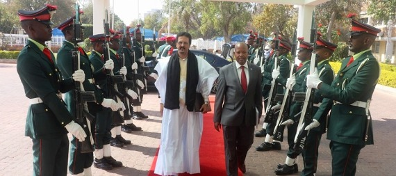 Enhancing Botswana and Saharawi historical relations to ambassadorial level targets the future   Sahara Press Service