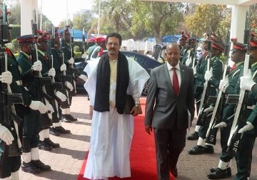 Enhancing Botswana and Saharawi historical relations to ambassadorial level targets the future | Sahara Press Service