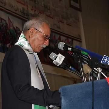 El presidente saharaui denuncia la brutal represión marroquí contra civiles saharauis en los territorios ocupados