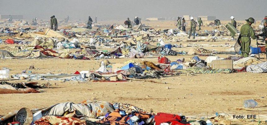 La comunidad sindical internacional condena la violenta represión de Marruecos a civiles saharauis