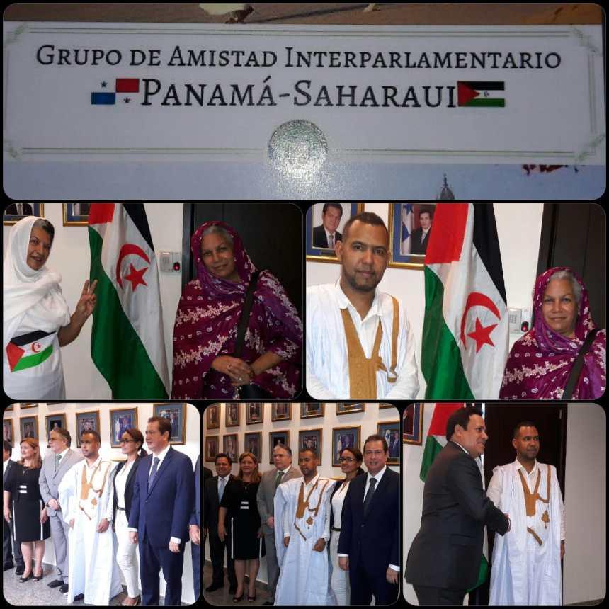 Asamblea Nacional de Panamá instala Grupo de Amistad Interparlamentaria con la RASD