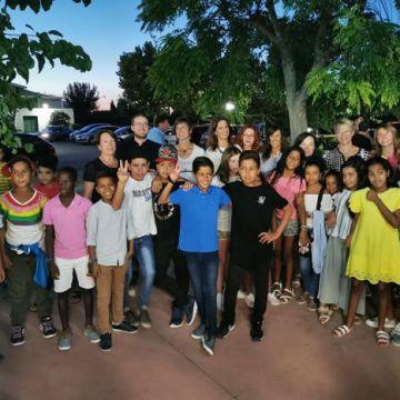 Albacete: Emotivo adiós a los niños del programa Vacaciones en Paz