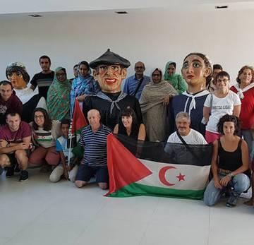La Asociación de Amigos del Sahara lanzará el cohete de fiestas de Berriozar el día 28 de agosto. Noticias de Navarra