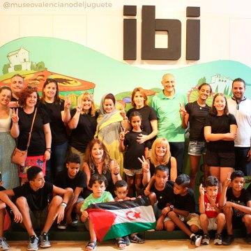 Ibi recibe a los niños saharauis que pasan en el verano en la comarca – Radio Alcoy