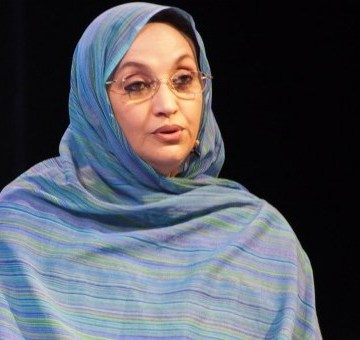 Aminatou Haidar, the «Gandhi of Western Sahara» | Sahara Press Service