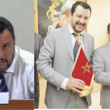 Marocco, Salvini al Fatto: «150mila euro a Savoini? Se è vero mai su mio mandato, né per Lega». Poi i 'non ricordo' sul lobbista Khabbachi – Il Fatto Quotidiano