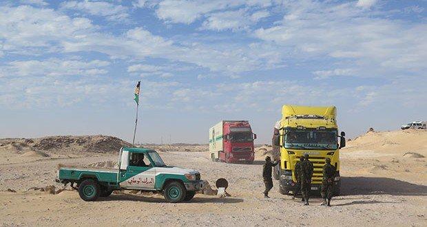 VIOLATION DU CESSEZ-LE-FEU À GUERGUERAT : Le Front Polisario saisit l'ONU – Algerie7