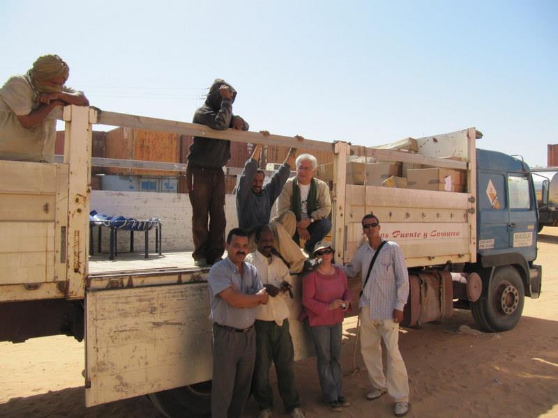 8 DE SEPTIEMBRE, DÍA DEL COOPERANTE: ¡No te olvides de los y las cooperantes en los campamentos de refugiados saharuis!
