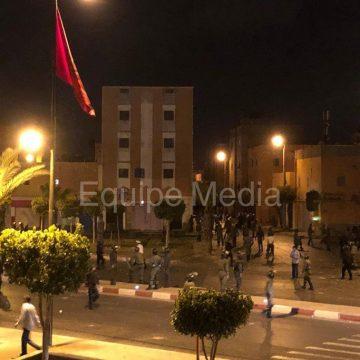 Condenados a prisión los nueve jóvenes del Sáhara Occidental por manifestarse en El Aaiún   Arainfo