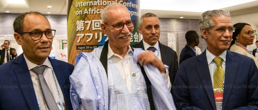 TICAD 7:  ¿Ha sido significativa la primera participación de la delegación del Sáhara Occidental? – Yuichi IWASAKI / 岩崎有一