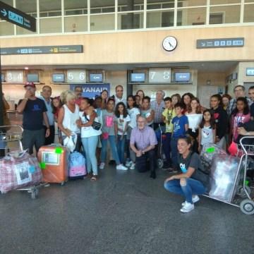 Vacaciones en Paz 2019: siguen las despedidas…