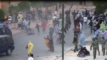 Condenados en Marruecos nueve activistas saharauis en un juicio sin observadores internacionales