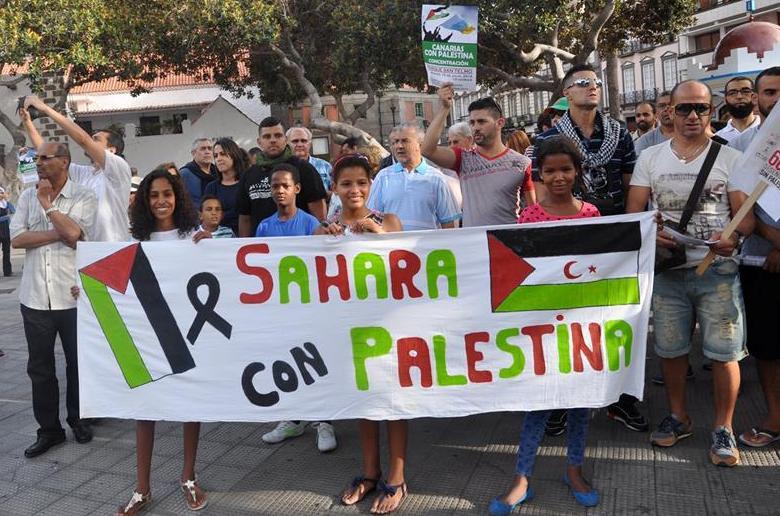 Los casos de los Estados Palestino y Saharaui   Jorge Alejandro Suárez Saponaro. Director Diario El Minuto para Argentina