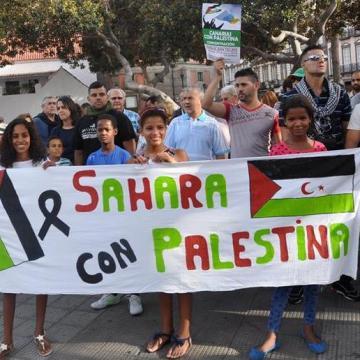 Los casos de los Estados Palestino y Saharaui | Jorge Alejandro Suárez Saponaro. Director Diario El Minuto para Argentina