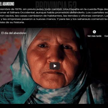 La Actualidad Saharaui: LA TRANSICIÓN | Nos damos un paseo por la Provincia_53
