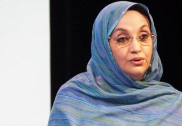 La militante sahraouie, Aminatou Haidar, lauréate du prix Nobel Alternatif | Sahara Press Service